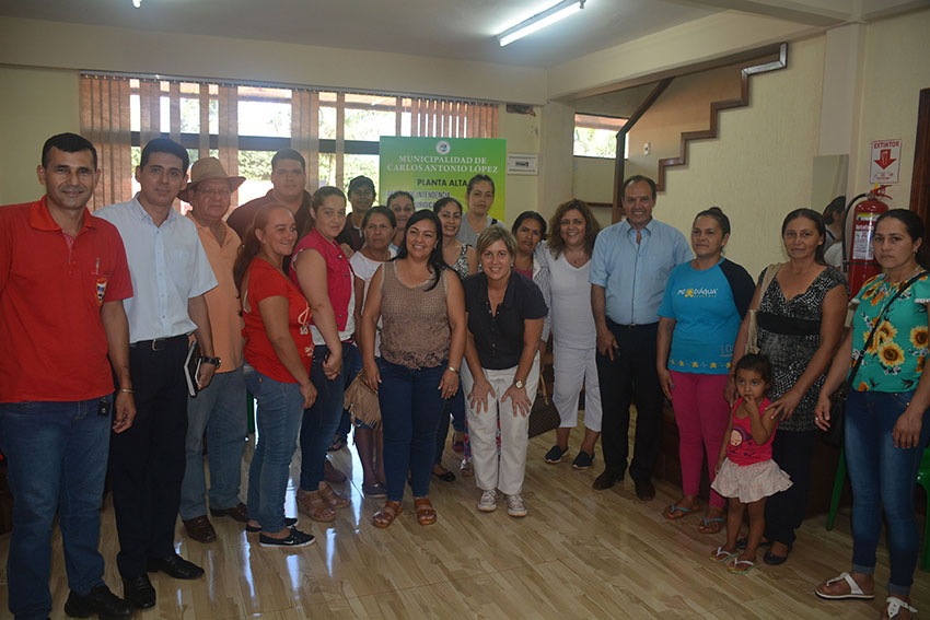 Reunión de FIADES con Municipios